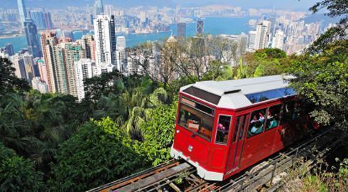 medios de transporte para recorrer hong kong
