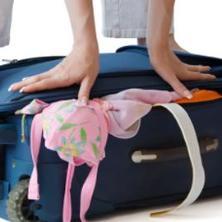 Fazer as malas para a Austrália