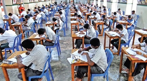 Image result for students studying in schools