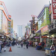 خمسة أمور يمكن القيام بها في كوريا الجنوبية