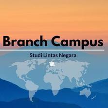Apa yang dimaksud dengan kampus cabang? (Branch Campus)