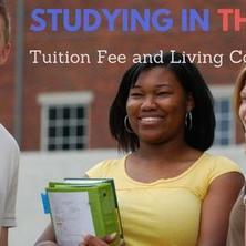 ค่าใช้จ่ายและค่าครองชีพสำหรับการเรียนในสหราชอาณาจักร