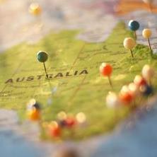 استــراليا : الخــرائط ، والتطبيـقات التى ترشدك إلى طريقــك