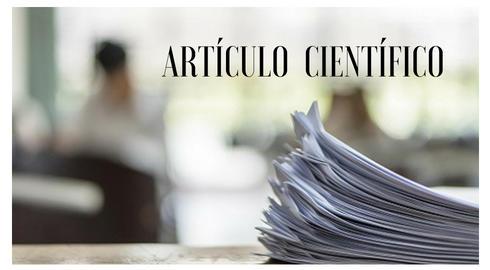escribir un articulo centifico