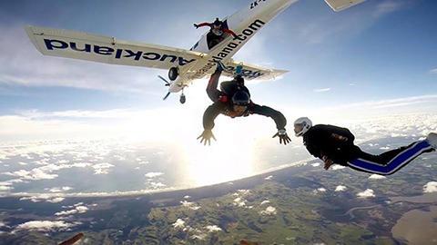 NZ Skydiving School Auckland