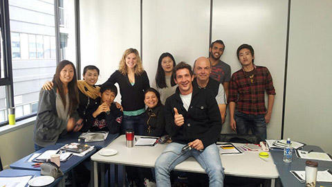 Imperial College of New Zealand, Classroom