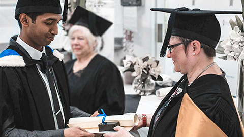 Le Cordon Bleu Graduation